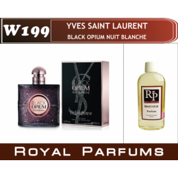 Женские духи Yves Saint Laurent «Black Opium Nuit Blanche»