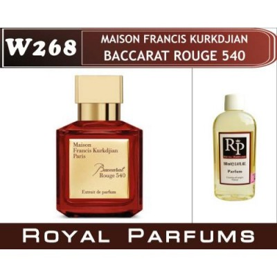 Женские духи Maison Francis Kurkdjian «Baccarat Rouge 540»