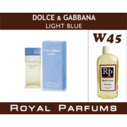 Женские духи Dolce&Gabbana «Light Blue»